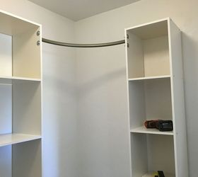 Marvelous Corner Closet Diy, Closet, Diy, Organizing, Shelving Ideas, Storage Ideas
