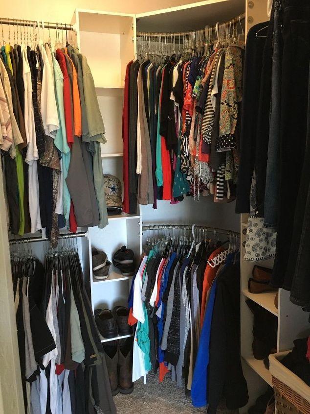 Diy Closet Storage Shelves