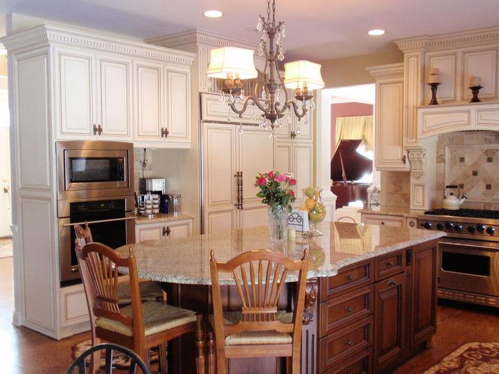 french country kitchen, home decor, home improvement, kitchen design