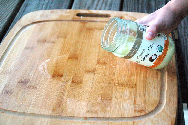 how to clean wooden cutting boards, cleaning tips, how to