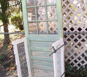 repurposed door shelf build diy doors repurposing upcycling shelving ideas & Repurposed Door Shelf | Hometalk pezcame.com
