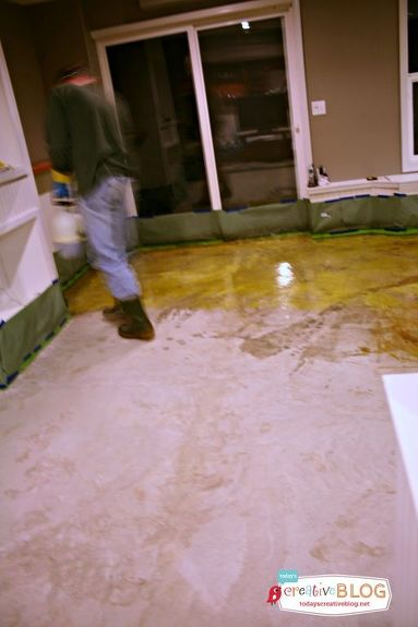 Concrete Flooring Staining Etching Masonry Painting