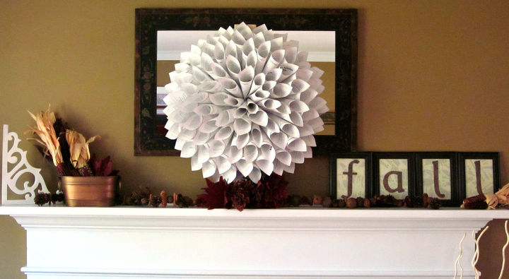 Full post & pictures found here:  http://christinasadventures.com/2012/09/fall-mantel-2012.html