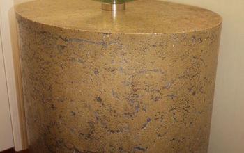 Concrete Vanity Base