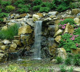 Rotted Retaining Wall Becomes And Aquascape Miracle Project Showcase How We  Went, Decks, Patio