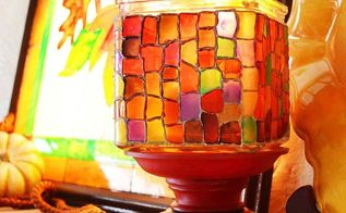 upcycle a thrift store vase with glass paint, crafts, painting
