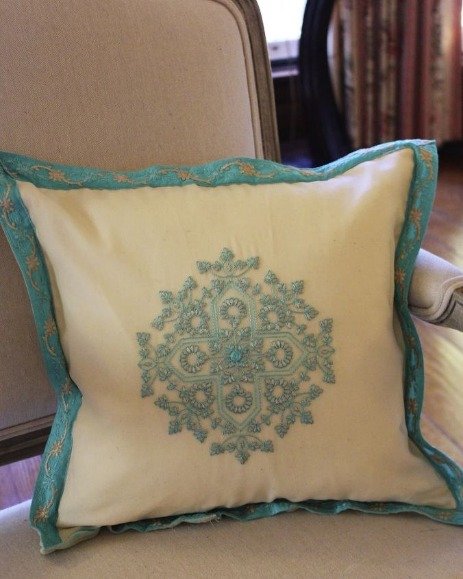 How To Make A Decorative Pillow In Less Than An Hour Hometalk Extraordinary Decorative Pillows For Less