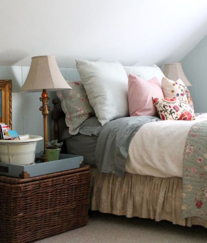 guest room revamp, bedroom ideas, home decor