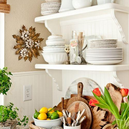 My Dream Home: 10 Open Shelving Ideas For The Kitchen   Hometalk
