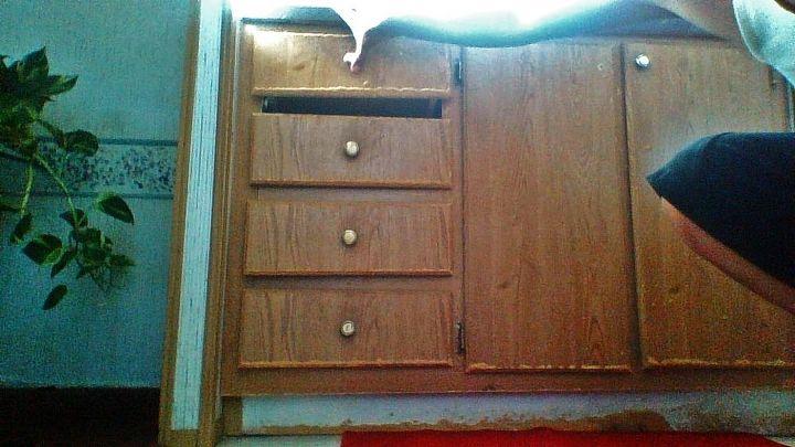 Mobile Home Cabinet Decoration Ideas | Hometalk