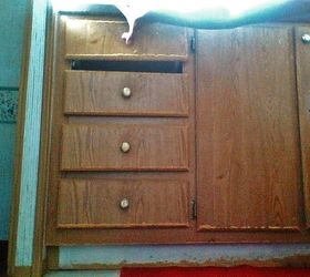 Also, Would It Be Possible Just Replace The Doors? Would The Four Drawers  Be Able To Be Replaced As Well? Has Any One Tried Using Laminate Sheets For  The ...