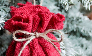 how to make a quick christmas ornament, christmas decorations, crafts, seasonal holiday decor