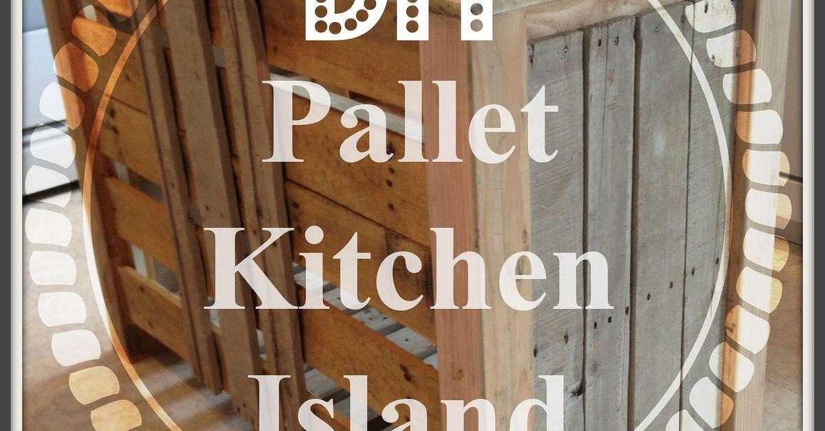 How To Make A Pallet Kitchen Island for Less Than $50 | Hometalk Pallet Outdoor Kitchen Ideas Html on pallet living room ideas, pallet storage ideas, pallet porch ideas, pallet bedroom ideas, pallet outdoor art, pallet hot tub ideas, pallet outdoor kitchen island, pallet bar ideas,