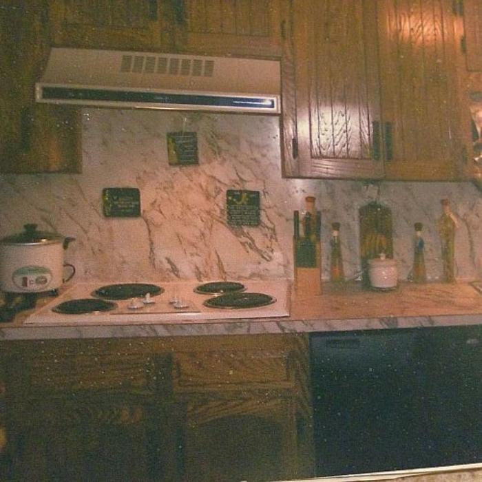 q kitchen before and after and new project advice cabinets, home decor, kitchen backsplash, kitchen design, before