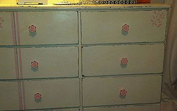 New look for an old dresser