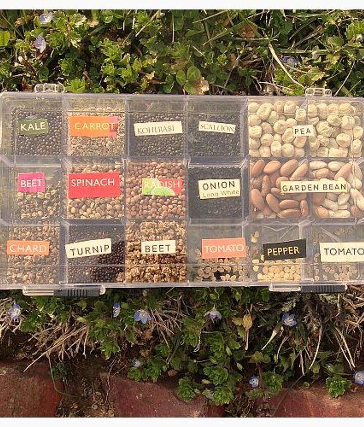 Bead Box Seed Library