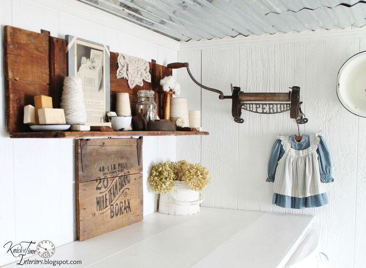 Farmhouse Laundry Room  Farmhousestyle Hometalk