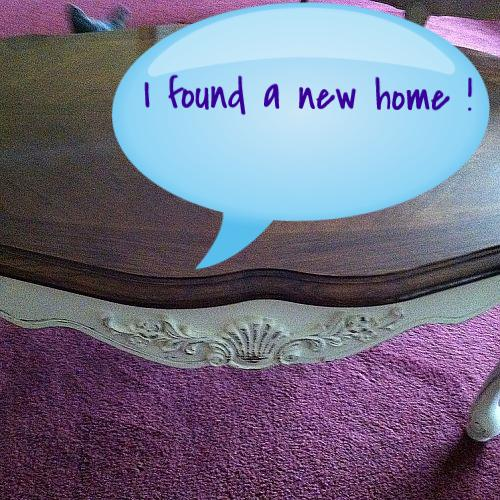 woohoo i sold my first piece of painted furniture, chalk paint, painted furniture