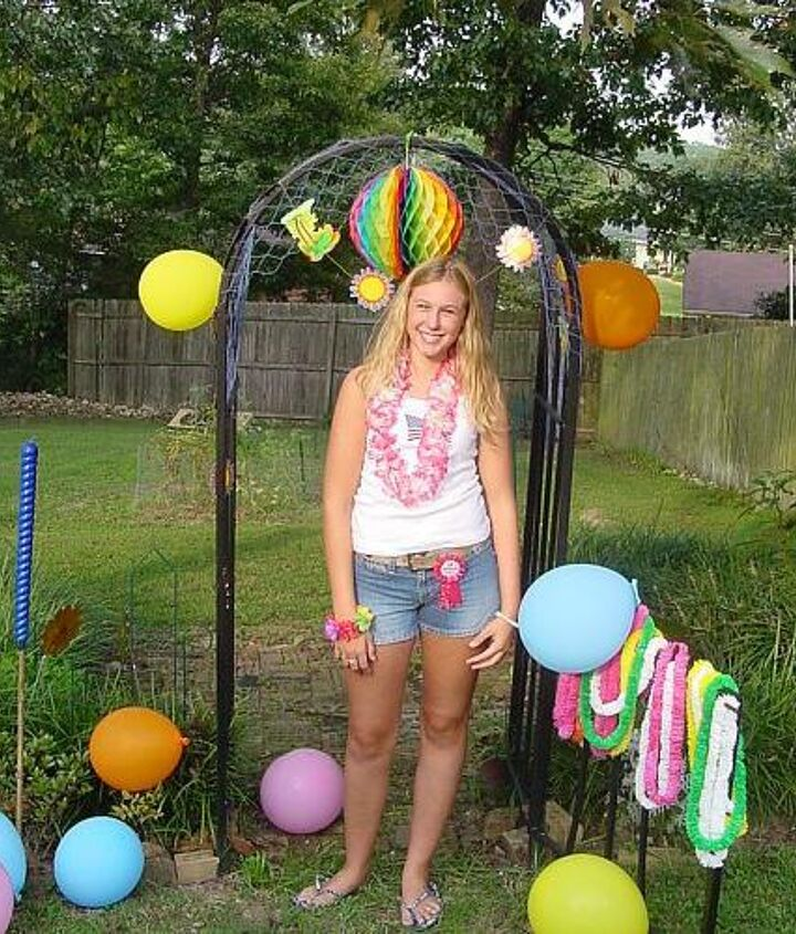 some fun party decorations and party favors...Your teen agers approval..(lol)