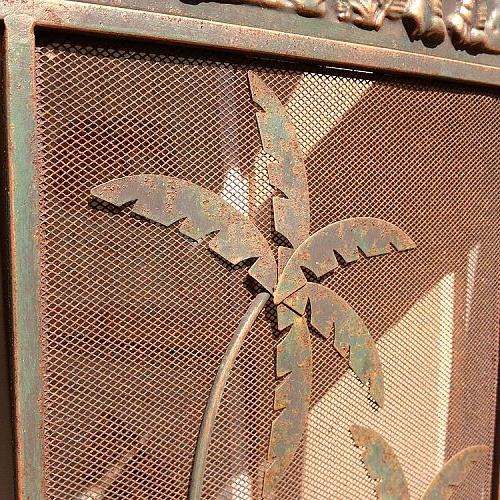 q vintage screen part two, cleaning tips, painted furniture