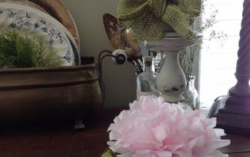 Super Easy Coffee Filter Craft Makes Beautiful Flowers