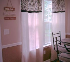 Diy No Sew Kitchen Curtains, Crafts, Home Decor, Kitchen Design,  Reupholster,