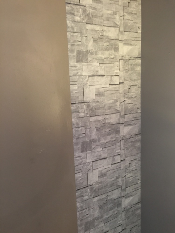 How To Create A Beautiful Accent Wall Using Wallsrepublic Wallpaper Decor