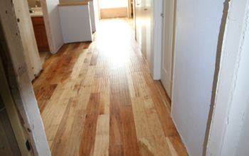 diy wood floor installation, diy, flooring, hardwood floors, home improvement, how to