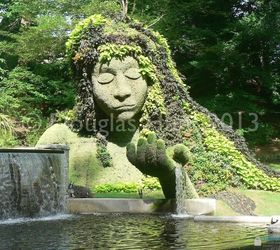 Living Sculpture At The Atlanta Botanical Garden, Gardening, Outdoor Living
