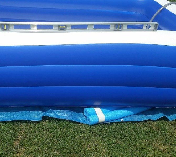 10 Insanely Creative Ways To Use Pool Noodles Outside The