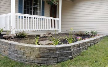 Up Your Curb Appeal With a Stunning Retaining Wall