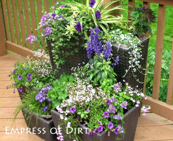 Fill, Thrill, and Spill! 30 Creative Garden Container Ideas | Hometalk