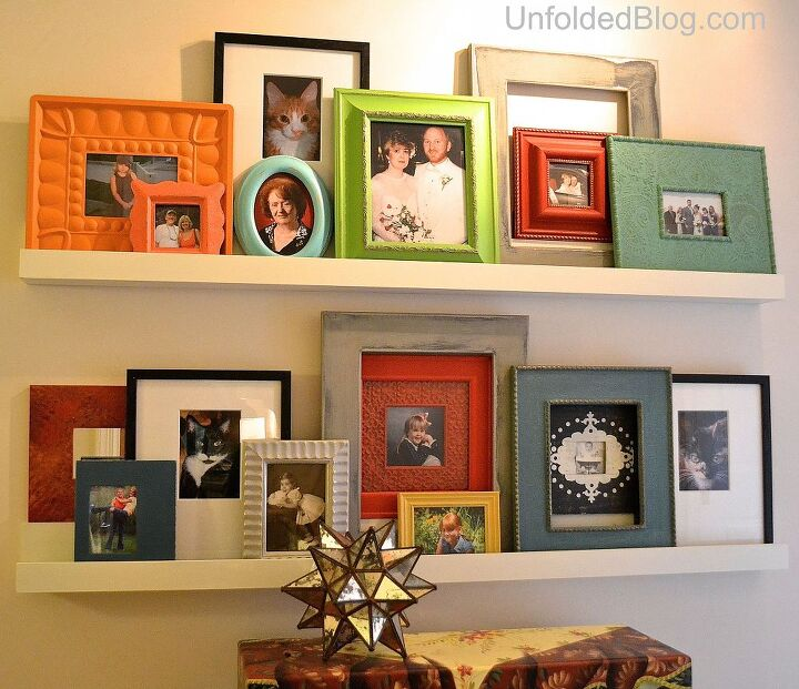 painting picture frames. a passion for photos and painting frames with chalk paint  crafts A Passion Photos Painting Frames With Chalk Paint