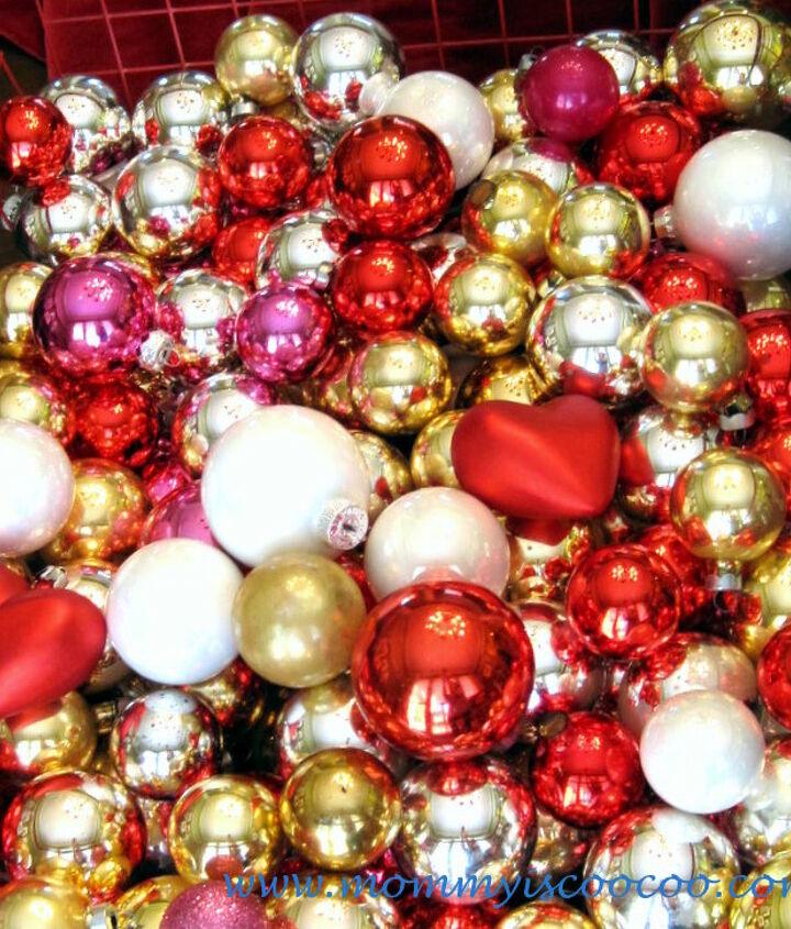 Valentine Ornaments