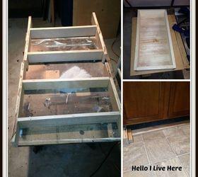 Amazing Under Cabinet Drawers, Diy, How To, Kitchen Cabinets, Kitchen Design,  Woodworking