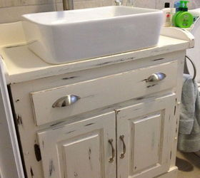 Bathroom Vanity Diy, Bathroom Ideas, Home Decor, Painted Furniture,  Repurposing Upcycling