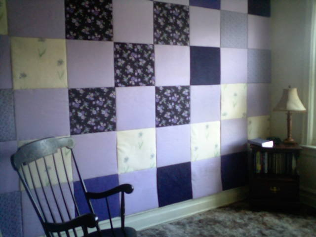 My Quilt Wall