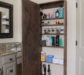 DIY Bathroom Storage Cabinet & DIY Bathroom Storage Cabinet | Hometalk