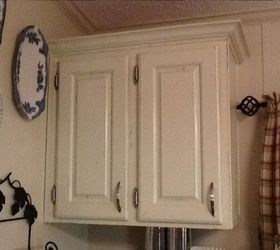 Q Painting Particle Board Cabinets In Mobile Home, Kitchen Cabinets,  Painting, Finished Now ...