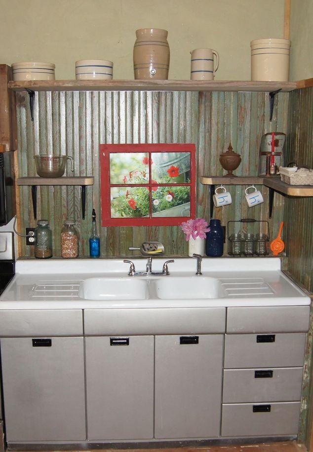 Small Rustic Kitchen Makeover | Hometalk