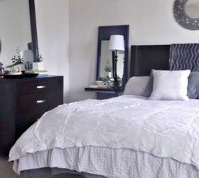 & Monochromatic Master Bedroom   Hometalk
