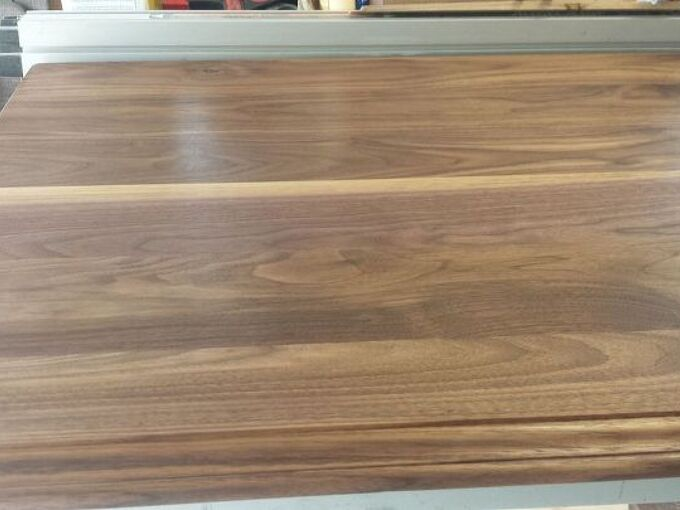 homemade walnut kitchen countertop, countertops, diy, how to, kitchen design, woodworking projects