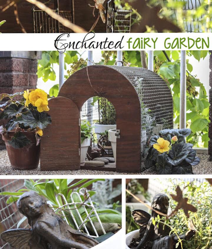 Enchanted Fairy Garden