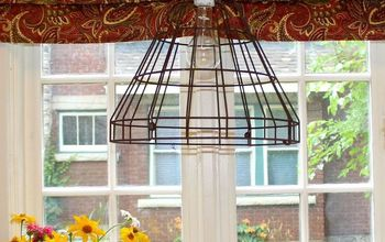 light fixture farmhouse diy, electrical, lighting