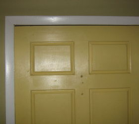 door unhinged doors home maintenance repairs Top of closed door hinged right Notice & Door Unhinged? | Hometalk