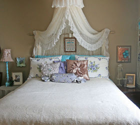 Bedroom Ideas Vintage Aqua European, Bedroom Ideas, Chalk Paint, Home  Decor, Painted