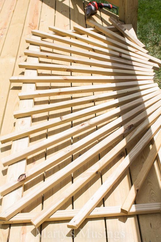 Very best Make Your Deck Unique With a Sunburst Deck Railing | Hometalk XP41