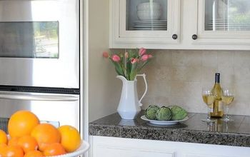 How to install glass to your kitchen cabinets