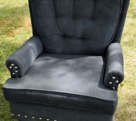 Painted Furniture Velvet Chairs, Painted Furniture, Repurposing Upcycling,  Reupholster
