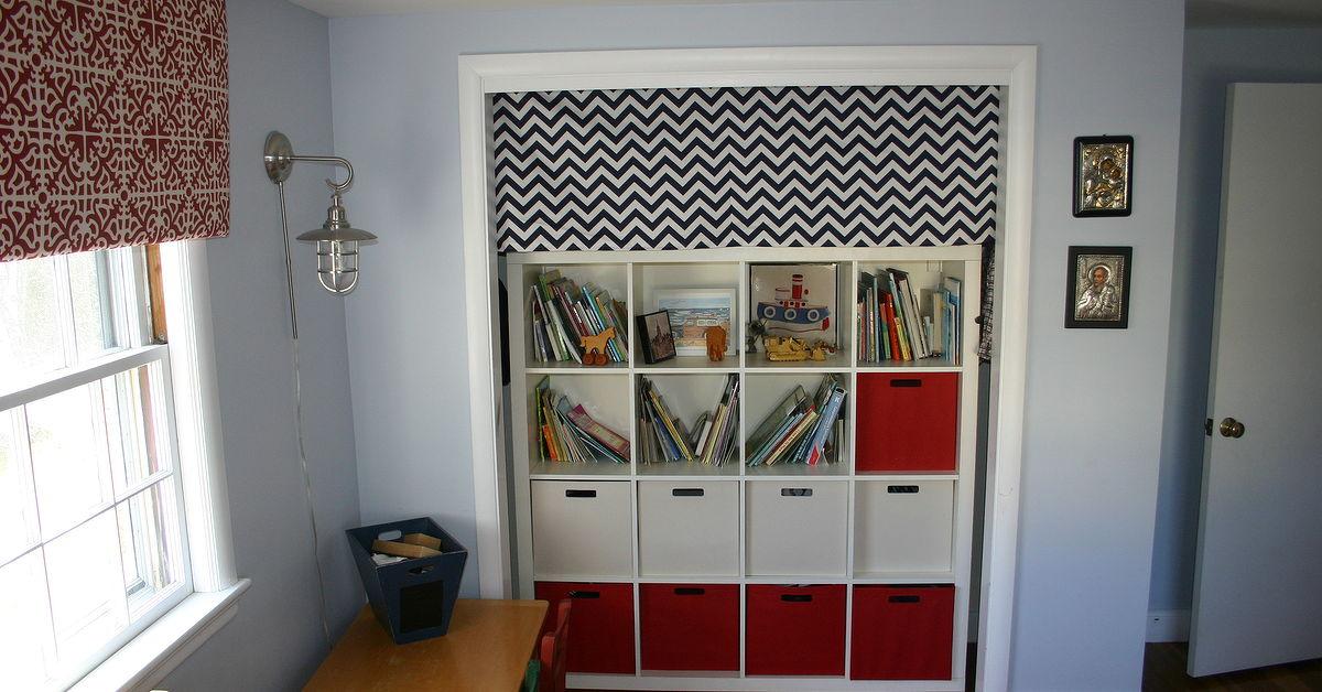 Extra closet storage   Hometalk
